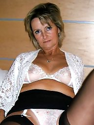 Panties, Mature panties, White panties, Milf panties, Ladies, Mature panty