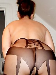 Amateur nylon, Crotch, Nylons, Nylon, Open
