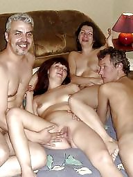 Group sex, Secret, Old young, Young