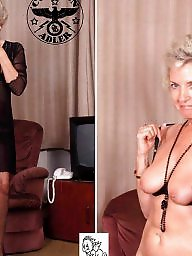 Mature dressed undressed, Milf dressed undressed, Undressed, Dress, Dressed, Undress