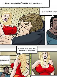 Interracial, Milf cartoon, Cartoons, Milf, Cartoon