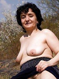 Mature tits, Saggy, Saggy mature