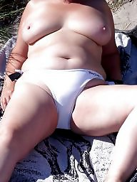 Beach mature, Beach, Mature amateur