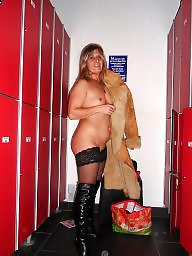 Mature public, Sauna, Amateur mature