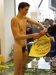 Boy, Natural, Nudism, Outside, Naked