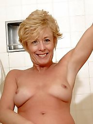 Blond mature, Lady, Lady b