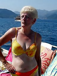 Grannies, Amateur mature, Granny, Swimsuit, Granny amateur, Mature granny