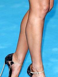 Leg, Jennifer aniston, Leggings, Stocking feet, Feet