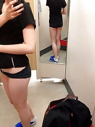 Dressing room, Dressing, Dressed, Tease, Dress, Asian