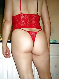 Red,milf, Red, lingerie, Red lingerie, Red hot, Red boobs, Red milf