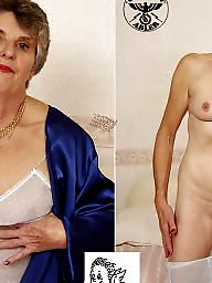 Mature, Dressed undressed, Undressed, Dress