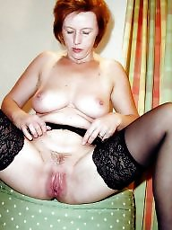 Mature big tits, Mature stockings, Granny stocking, Big tits granny, Granny tits, Granny stockings
