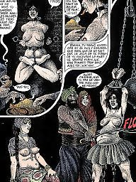 Bdsm cartoons, Comics, Comic