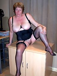 Nylon, Mature wife