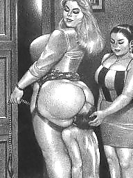 Femdom cartoon, Cartoon, Cartoon bdsm, Pervert, Femdom cartoons, Bdsm cartoon