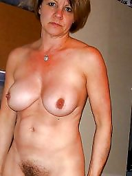 Hairy milfs, Natural