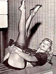 Vintage stockings, Retro