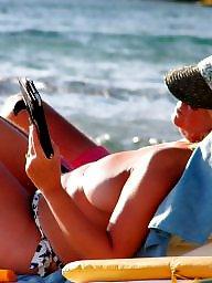 Topless, Topless beach, Greece, Beach, Beach topless
