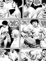 카툰만화 섹스, 섹스카툰만화