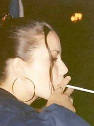 Smoking, Mature smoking, Smoke