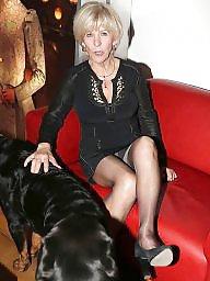 Lady, Mature stockings, Lady b, Mature stocking, Amateur mature, Mature lady