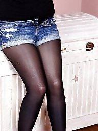 Pantyhose, Shiny pantyhose, Teen pantyhose, Shiny, Pantyhose teen