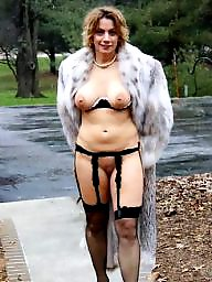 Public, Milf public, Public milf, Outdoor, Public nudity, Outdoors