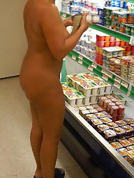 Nude in public, Public nude, Nude