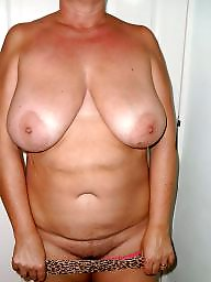 Mature topless, Topless, Mature boobs