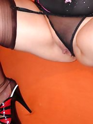 Nylon ass, Nylons