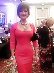 Mature dress, Mature dressed, Milf flashing, Sexy dress, Dress, Flashing milf