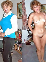 dressed undressed matures @ smutty moms