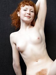 Hairy redhead, Red hair