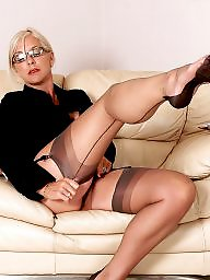 Mature stockings, Nylons, Feet, Nylon, Nylon feet