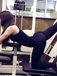 Young amateur, Young girls, Fitness