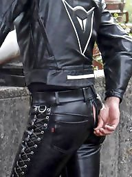Pvc, Leather