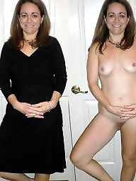 Amateur mature, Before, Before after