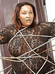 Ebony bdsm, Bound, Dark