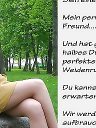 German caption, German captions, Teen captions, Teen femdom, Bdsm captions, Femdom caption