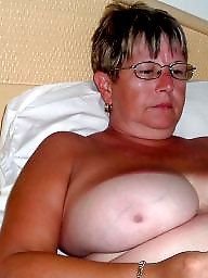 Tanlines, Chubby, Chubby mature, Mature tits, Tanline, Chubby milf
