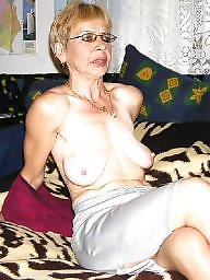 Mommy, Mature boobs, Old mature