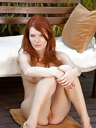 Feet, Red hair