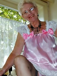 Granny amateur, Grannys, Granny stockings, Grannies, Granny stocking