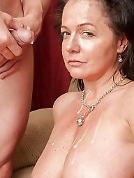Cums, Mature cum, Cream pie