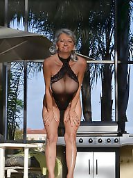 gilf boobs Mature