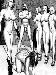 Cartoon bdsm, Bdsm art, Bdsm cartoons, Drawings, Bdsm drawings, Drawing