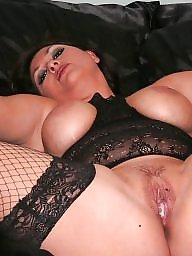 Dirty, Stocking milf