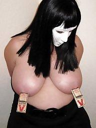 Tits bound, Tits bdsm, Tits bbw, Tits torture, Tit, wife, Tit bound