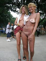 Outdoor, Milf public, Outdoors, Milf outdoor