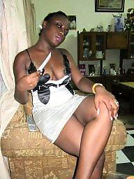 Ebony amateur, Ebony, Facebook